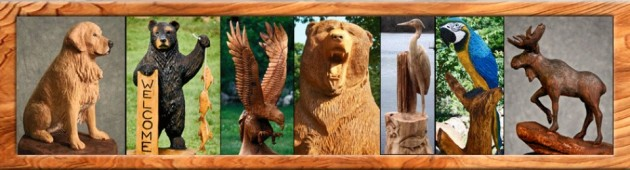 custom wood carvers