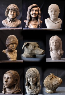 editedclay heads group