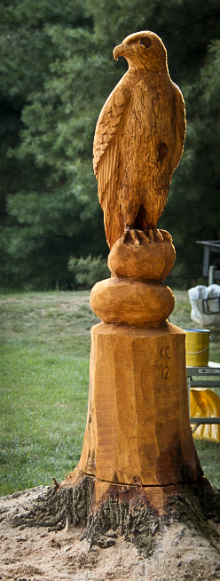 Red Tailed Hawk Custom Sculpture Amp Sign Company