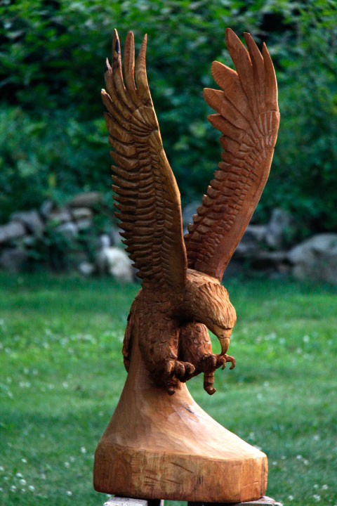 Chainsaw carving virginia how to carve a